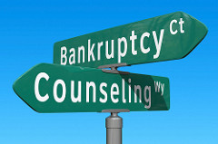 Crossroads - Bankruptcy or Counseling