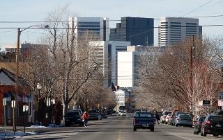 City Park West neighborhood, Denver, CO