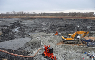 Coal Ash Impoundment