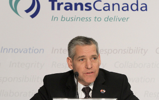 Russ Girling, President & CEO of TransCanada