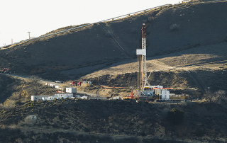 Southern California Gas Company's Aliso Canyon facility