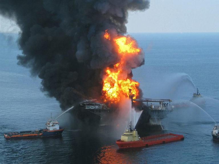 представьте, вас разлив нефти в америке в 2016 году серия