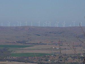 Blue Canyon Wind Farm