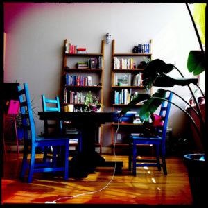 Brooklyn loft from Airbnb