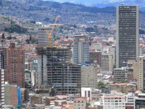 BD Bacatá y centro de Bogotá