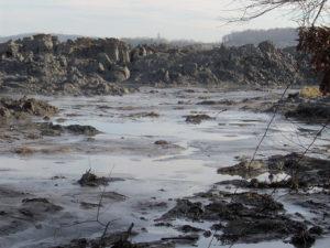 TVA Kingston Plant coal ash spill
