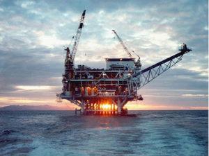 Platform Gail, Sockeye Offshore Oil Field near Santa Barbara, CA