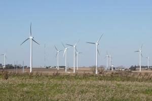 Mendota Hills Wind Farm