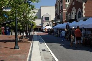 Atlantic Station Market