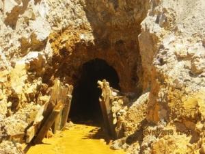 Gold King Mine Entrance