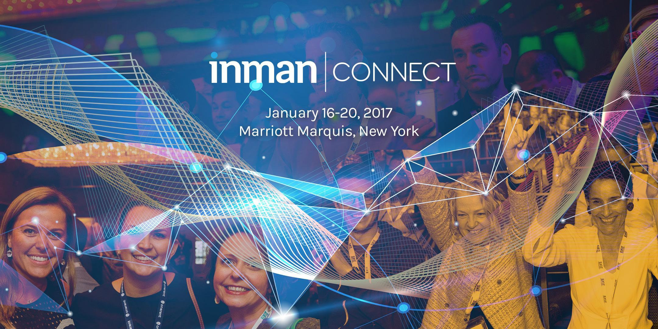 Inman Connect Recap