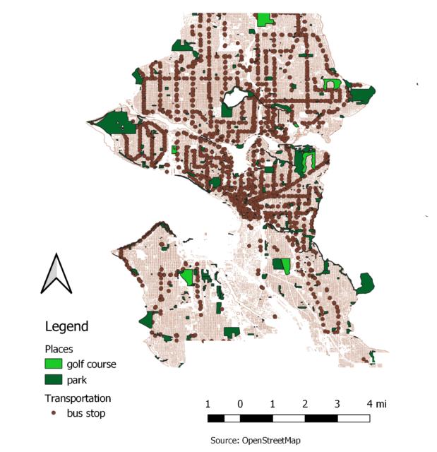 Open Geo-Spatial Data